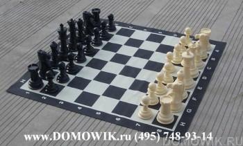 Подарочные шахматы 20 см с полем (КШ-8)