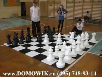 Напольные шахматы КШ-25 Распродажа