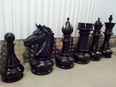 Шахматы большого размера 75 см (ШП-75)