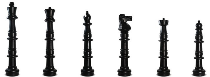 Парковые шахматы 120 см (КШ-48)