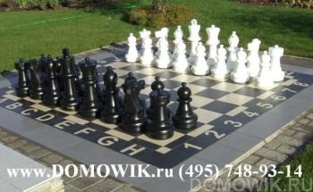 Шахматы до 63 см в аренду