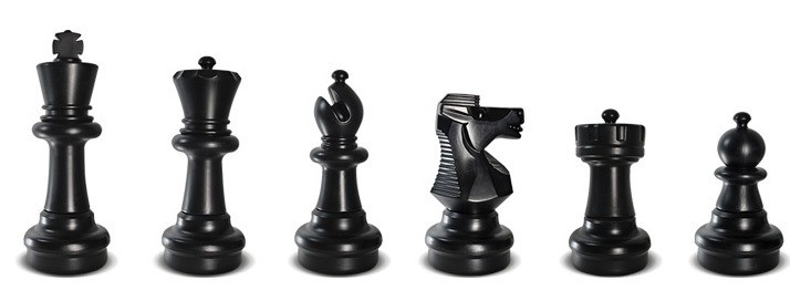 Детские шахматы до 29 см с полем (КШП-12)