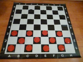 Подарочные шахматы и шашки (КШ-8Ш)