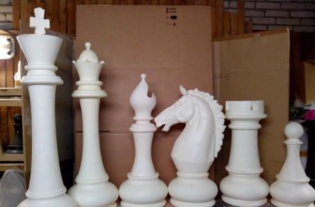 Шахматы гигантские пластиковые 100см (ШП-100)