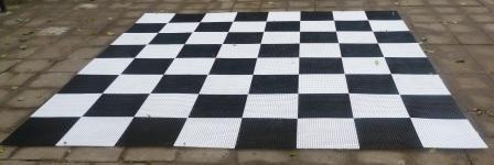 Поле шахматное  сборное 3х3м ШП-3