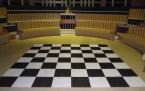 Шахматная доска эластичная 3.2х3.2м