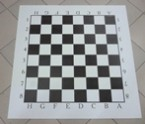 Доска шахматная складная 100х100 см