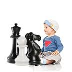 В клубы шахматы 41 см