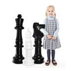 Уличные большие шахматы высота до 92 см