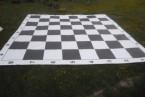 Поле виниловое под шахматы 3х3м