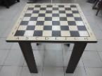 Шахматный стол 70х70 см